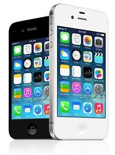APPLE IPHONE 4S 8GB SMARTPHONE GSM UNLOCKED BLACK WHITE 4G LTE TMOBILE ATT (A)