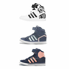 Adidas Originals Extaball Up W Womens Suede Wedges Shoes Sneakers Pick 1