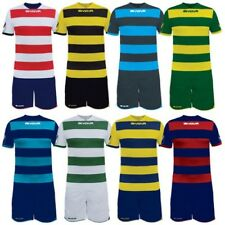 Givova Rugby Set Jersey with Shorts Kit Rugby Teamwear Kit M L XL Jersey new