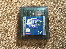 The Legend Of Zelda Oracle Of Ages -- Nintendo GameBoy Color Advance - Fast Post