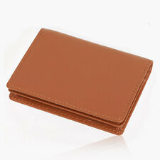 FROMb g0705  Men's Gentle Business Card Wallet Slim High Genuine Leather cowhide