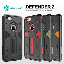 For iPhone 7 /7 Plus NILLKIN Shockproof Armor TPU+PC Hybrid Hard Back Case Cover