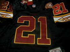 Brand New! Washington Redskins #21 Sean Taylor Throwback 75th Patch sewn Jersey