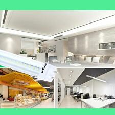 Energy Saving 1.2m/4ft LED 18W Tube Light Lamp Fixture Fluorescent Indoor A3G6