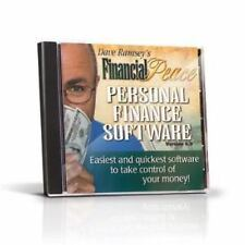 Personal Finance Software Cd by Ramsey (2007, CD-ROM)