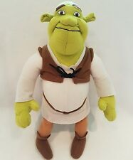 OFFICIAL DREAMWORKS SHREK THE OGRE PLUSH 16