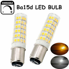 6W Dimmable Ba15d Double Contact Bayonet Base 12V JD Type LED Bulb 2835 SMD