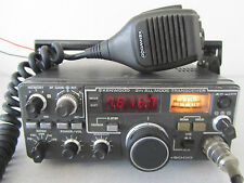 TR-9000 Kenwood 2m All Mode Transceiver FM SSB LSB USB CW Multi + Mic