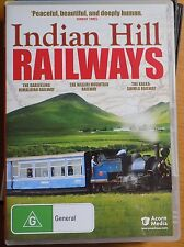 INDIAN HILL RAILWAYS DVD Documentary AS NEW!