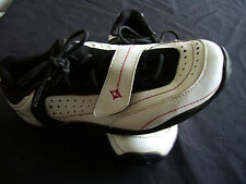 Specialized Women's Sonoma SPIN CYCLING Touring SHOES White Size UK 7.5