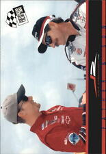 2004 Press Pass Dale Earnhardt Jr. Blue #C14 Dale Earnhardt Jr./Dale Earnhardt