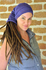 Dread Sock for dreadlocks / Long Band Wrap for dreads & braids MANY COLOURS