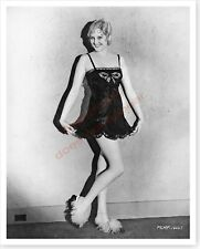 Actress Comedianne Thelma Todd Sexy Negligee Photo Free Shipping