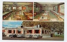 Ideal Diner Egg Harbor New Jersey Postcard White Horse