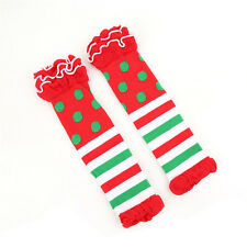 Hot Children Baby Girls Socks Kid Leg Warmers Sock Knee Pad Tight Stocking New