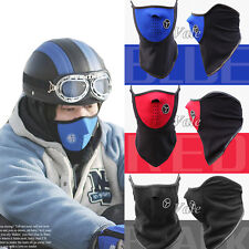 Neoprene Winter Neck Warmer Warm Face Soft Mask Motorcycle Bicycle Veil Guard
