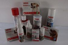 Beaphar Flea Spot On, Collar, Shampoo, Powder, Spray, Ticks Flea Dog Care