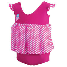 NEW Zoggs Learn to Swim Floatsuit - Pink Adjustable buoyancy