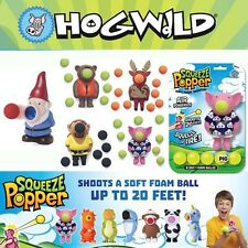 Hog Wild Popper Shooters