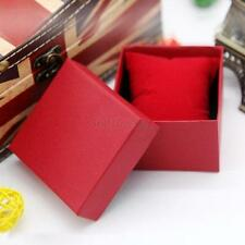 Gift Box Present Case Holder Storage For Watch Bangle Jewelry Ring Earrings UK