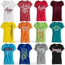 AEROPOSTALE 15 WOMENS & 15 MENS YOU PICK SIZES T-SHIRTS LOT WHOLESALE NWT