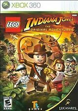 XBOX 360 LEGO Indiana Jones: The Original Adventures *NO COVER* Adventure