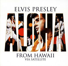 Elvis Presley - Aloha from Hawaii via Satellite CD NEW