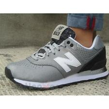 Scarpe New Balance WL574RAC woman Classic Collection Sneakers Silver White