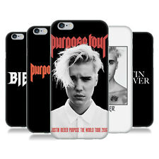 OFFICIAL JUSTIN BIEBER TOUR MERCHANDISE SOFT GEL CASE FOR APPLE iPHONE PHONES