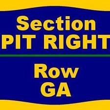 2 Tickets The Lumineers 1/19/17 at Target Center - PIT RIGHT GA