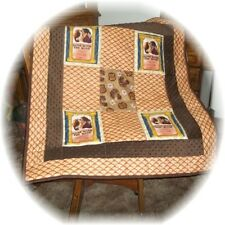 Gone With The Wind Fabric Patchwork Baby/Toddler Quilt