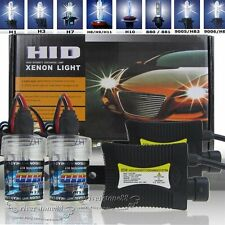 55W HID Xenon Conversion KIT Headlights Canbus Error Free H7 3000K/8000K/10000K