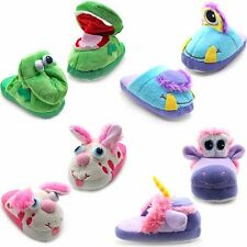 New STOMPEEZ Boys Kids Childrens Slippers House Shoes * AS SEEN ON TV * S/M/L