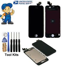 for iPhone 5 LCD Display Touch Screen Digitizer Replacement Repair Tools Black