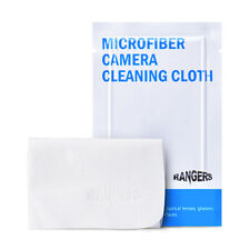 Rangers 8/15-Pack Microfiber Cleaning Cloths for Lens DSLR Glasses LCD Screen