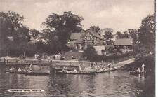 Cheshire - Ecclestone Ferry, Chester (Hukes Library)