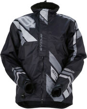 Arctiva Mens Black/Grey Comp RR Non-Insulated Shell Snowmobile Jacket