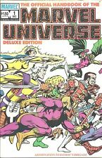 The Official Handbook of the Marvel Universe Vol. II (Deluxe Edition) #1-20