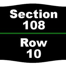 1-6 Tickets Roger Waters 10/3/17 Air Canada Centre