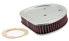 K&N HD-1499 HARLEY DAVIDSON 99-00 FXDS Convertible Air Filter SOFTAIL 08-10