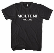 Eddy Merckx Molteni Arcore Cycling Jersey Unisex T shirt All Sizes