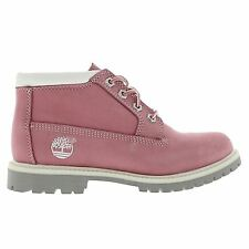 Timberland Nellie Double Chukka Pink Womens Boots