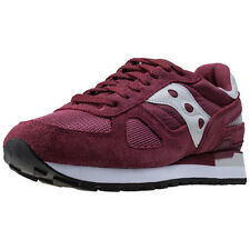 Saucony Shadow Original Mens Trainers Red New Shoes