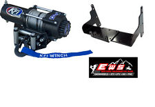 HONDA ATV TRX420 RANCHER SOLID AXLE ONLY KFI 3000LB WINCH & MOUNT 2014