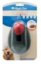 Four Paws Products FP97052 2-In-1 Brush & Shampoo Dispenser. Shipping is Free