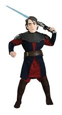 Kids Deluxe Licensed STAR WARS Jedi Anakin Skywalker Boys Fancy Dress Costume