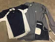 Dallas Cowboys Jerome Henderson Game Used Mens XL Shirts, Laundry Bag Authentic