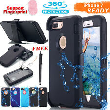 for iPhone 7 / 7 Plus Heavy Duty Case (BOX Belt Clip fits OTTER Defender Series)