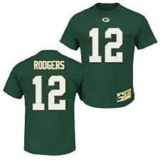 Aaron Rodgers Green Bay Packers Jersey Player Shirt NFL(RETAIL $30.00+)