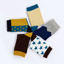 Hot Sale 5 Pairs Kids Socks Fashion Casual Winter Thick Cotton Children Socks